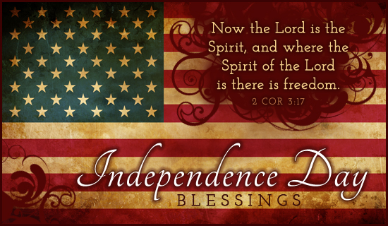 What can we really celebrate on the 4th of July? - Blog - Chantelle Jewelers - Independence_Day_Christian
